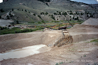 Wash plant and placer gold