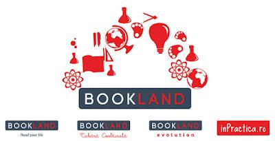 Sunt speaker la BookLand Evolution