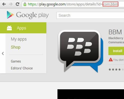 Cara Download File APK dari Google Play Store