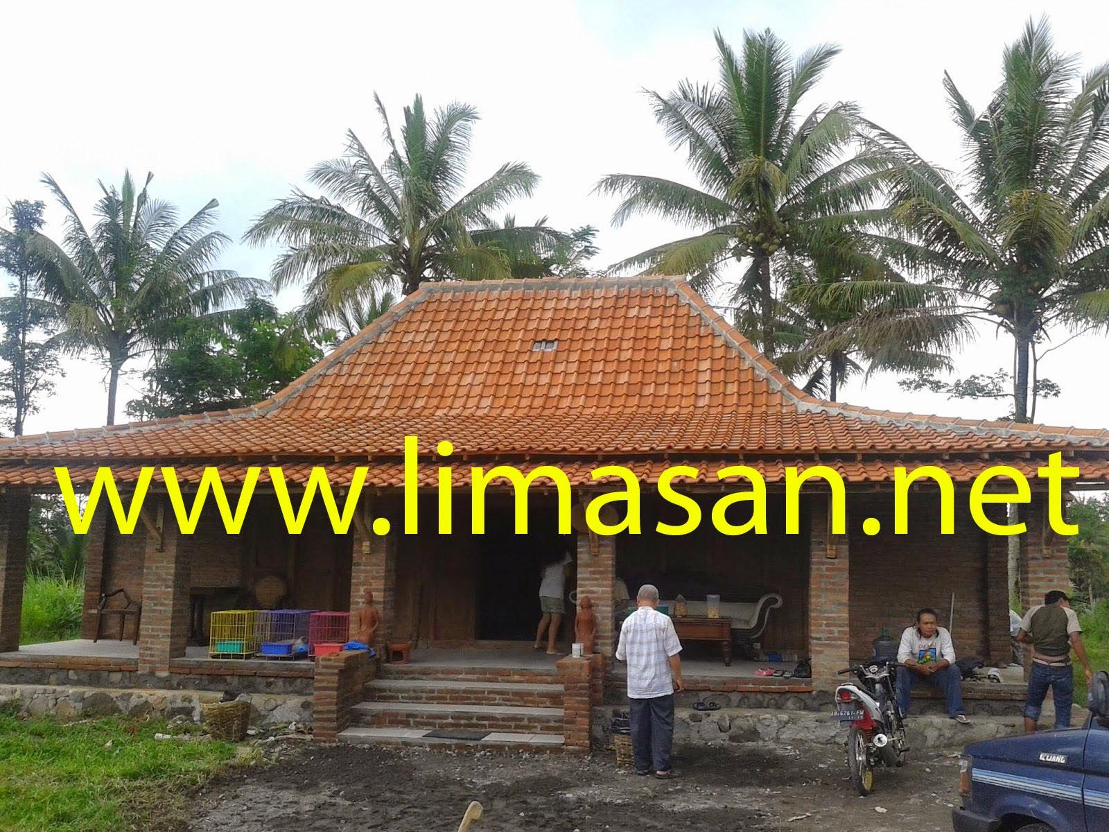 limasan%2Bt&ak%2Bdepan & Pembangunan Rumah Limasan Di Magelang | Rumah Kayu Jati Joglo Dan ...