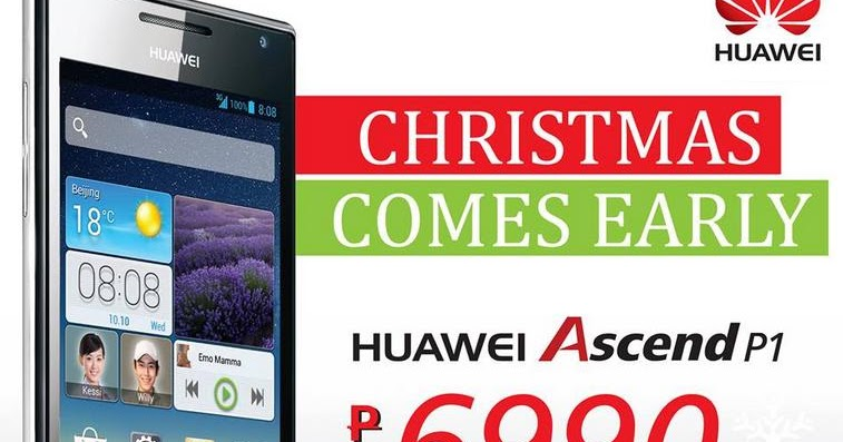 huawei phones price list p6. android mobile phones: huawei ascend p1 christmas sale - price drop for p6,990 until sept 8, 2013 phones list p6