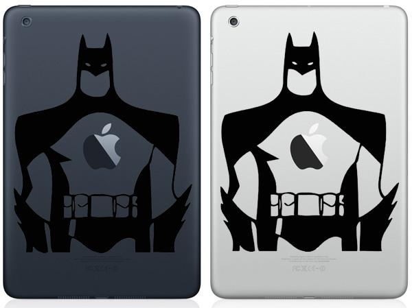 Batman iPad Mini Decals