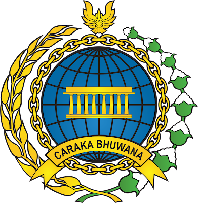 Logo-Kementrian-Luar-Negeri Republik-Indonesia