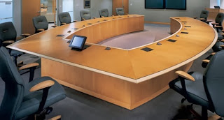 Unique Conference Table