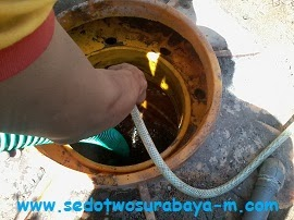 Sedot WC Gubeng Surabaya Timur