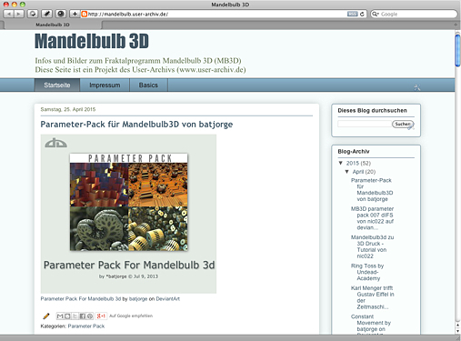 mandelbulb.user-archiv.de