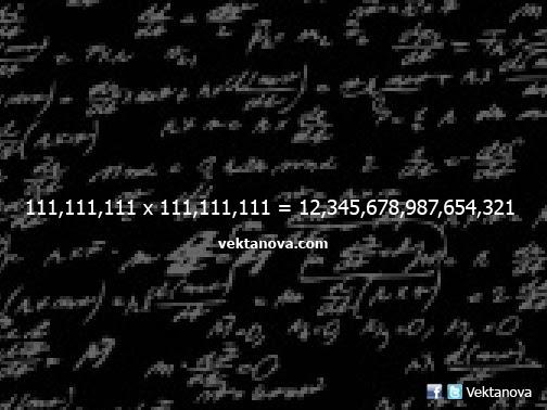 Math Fact #1
