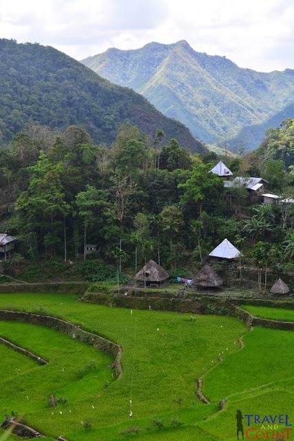 Batad Village in Banaue Ifugao