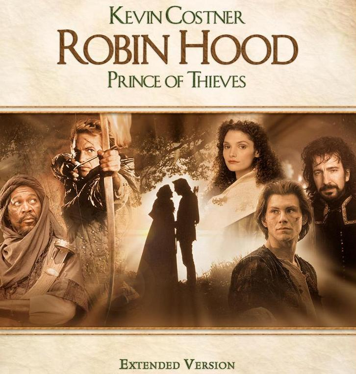 Entertainment Point: Robin Hood: Prince Of Thieves (1991