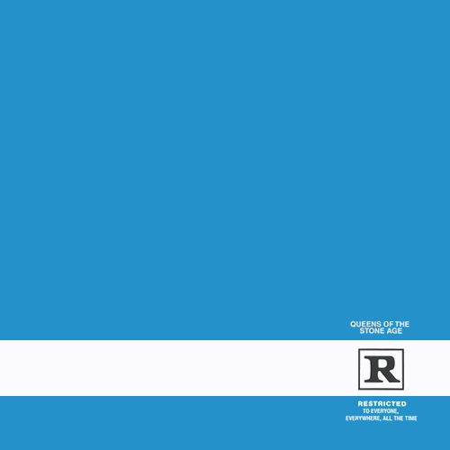 Portada de Rated R, el segundo disco de QUEENS OF THE STONE AGE