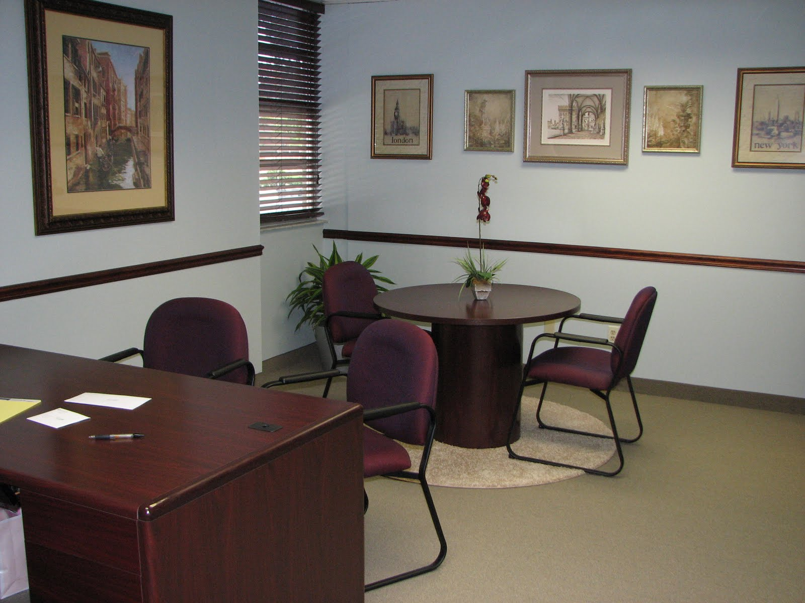 commercial office design office space low load insurance services