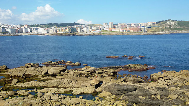 Mar y Monte de San Pedro. Fotos de A Coruña por Jasmine Rabuñal. Visita www.forarealwoman.com  #blogger