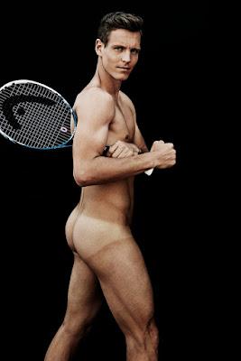 berdych sin camisa desnudo pene fotos