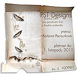 licence PST designs
