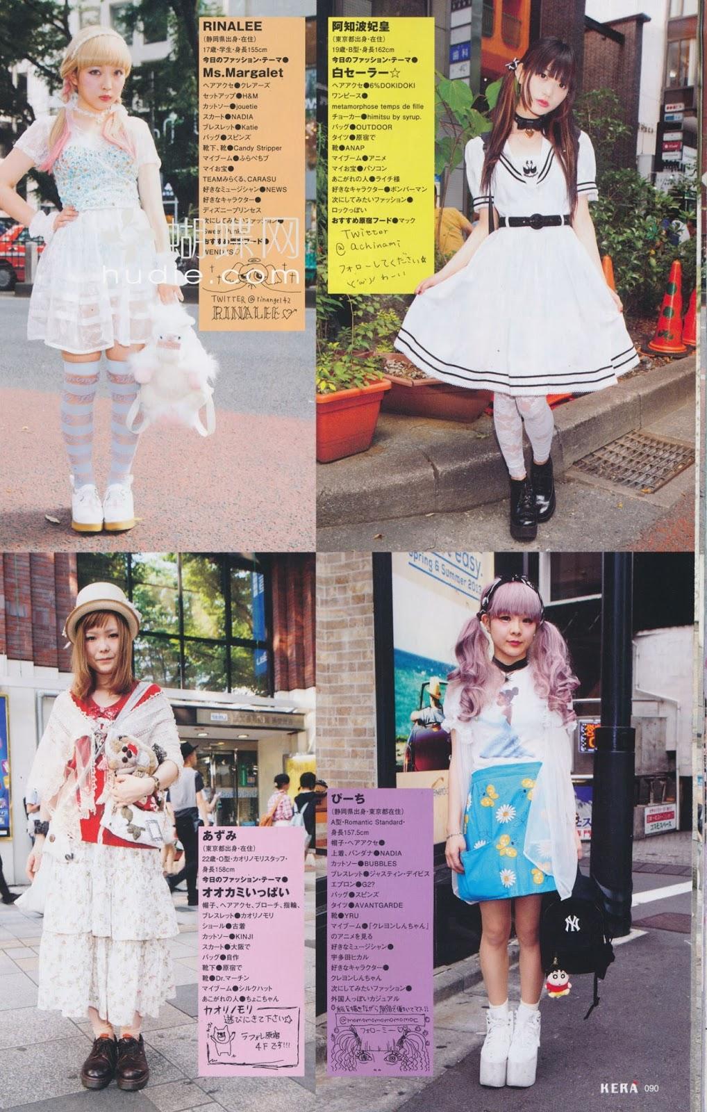 Japanese Fashion