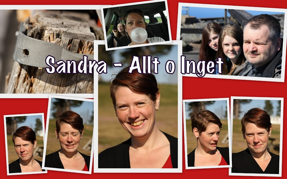Sandra - Allt o Inget
