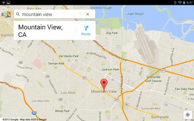 Google released new version 7.4 of Google Maps for Android