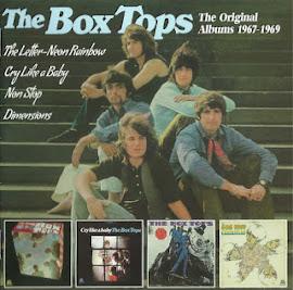 The Box Tops – The Original Albums 1967-69 (2015)