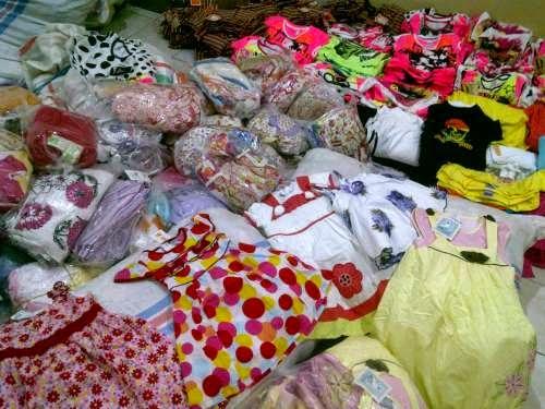 Bisnis Rumahan Grosir Baju