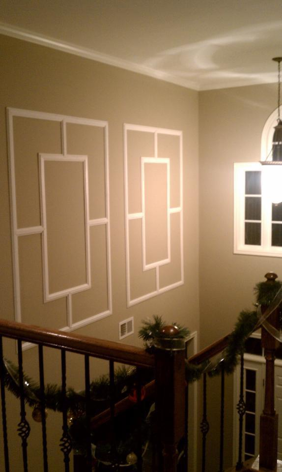 Large Foyer Wall Decorating Ideas : For the foyer walls house and home pinterest
