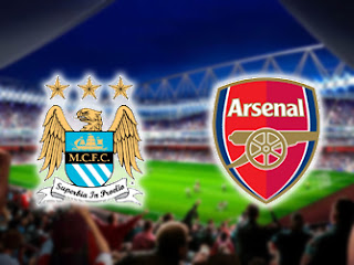 ผลฟุตบอลพรีเมียร์ลีกอังกฤษ 23 ก.ย. 55   แมนเชสเตอร์ ซิตี้ 1 - 1 อาร์เซนอล