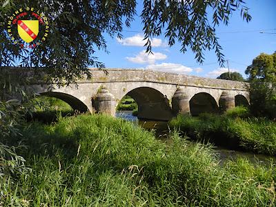 AUTIGNY-LA-TOUR (88) - Le pont du XVIIIe
