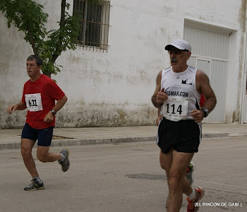 IV- Carrera Popular de la Gineta