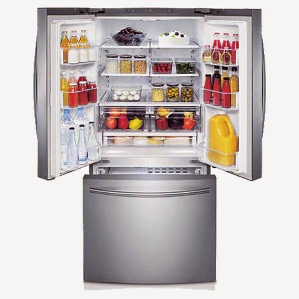 Samsung RF220NCTASR French Door Refrigerator