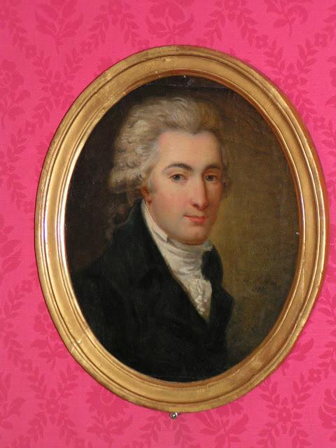 duc d'enghien portrait