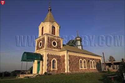 Марково. Церковь Святой Троицы