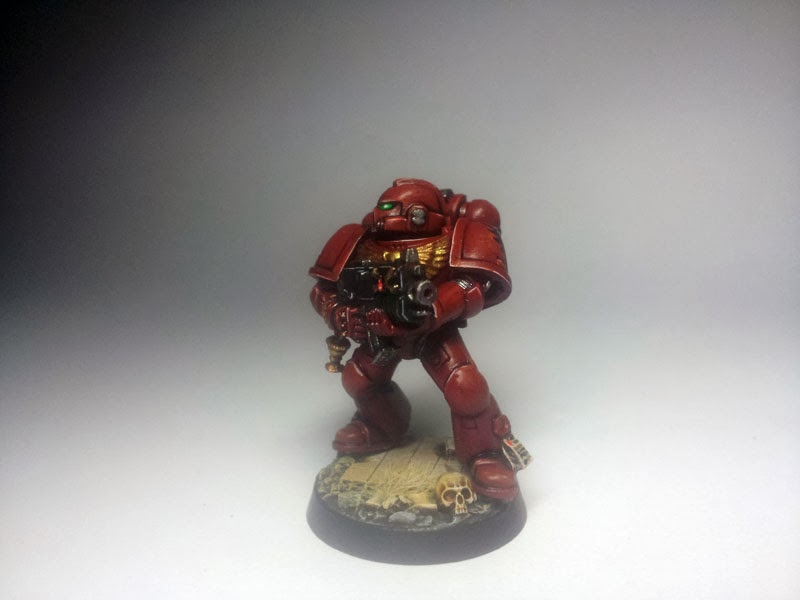 BLOOD ANGELS - WARHAMMER 40.000 3-3