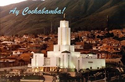 Ay Carumba! Cochabamba!