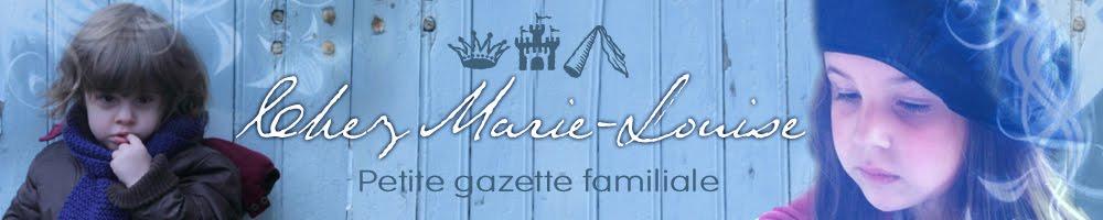 la vie de Marie-Louise