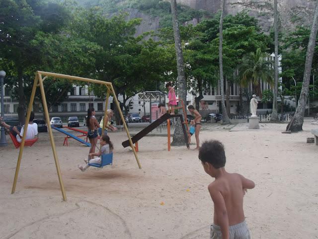 Rio de Janeiro o que visitar - Praia Vermelha