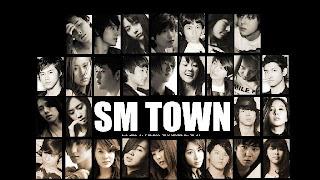 Foto Kumpulan Artis SM Town
