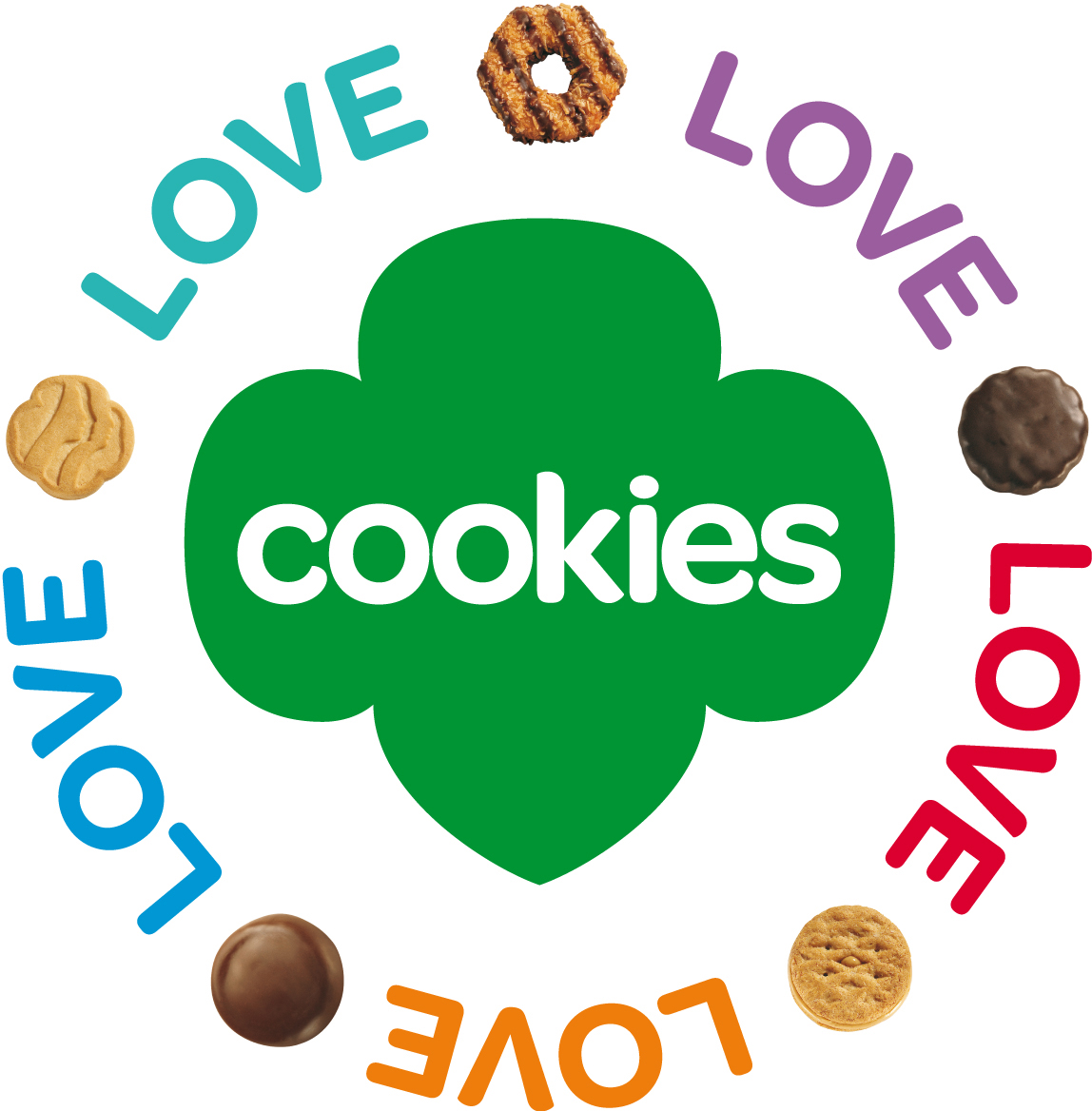 The original girl scout cookie recipe