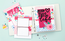 Craft With Heart Album Kit