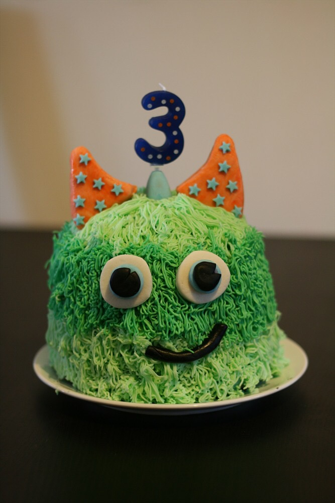 Mum first doctor second How to make a monster cake