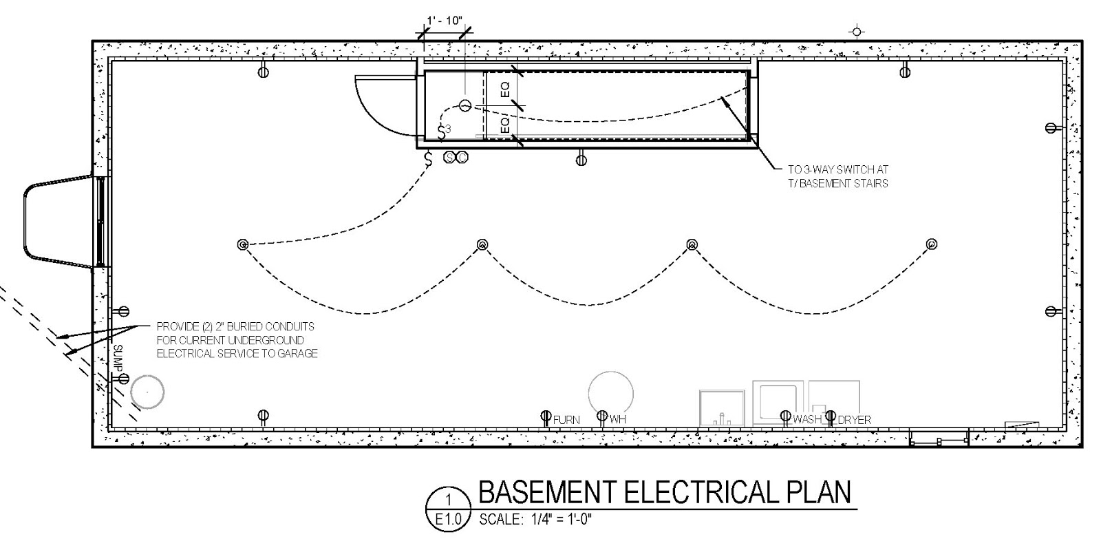 The Home 20 Blog Electric Layout 4 Way Switch Electrical Plan Below Is Revised Drawing For Project Updated To Incorporate Comments Made During Saturdays Walkthrough