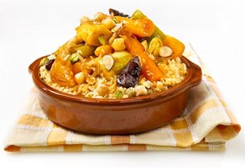 Découvrez la Recette du Couscous aux légumes grillés. Ce couscous aux légumes grillés, est à la fois simple à préparer, sain et savoureux !