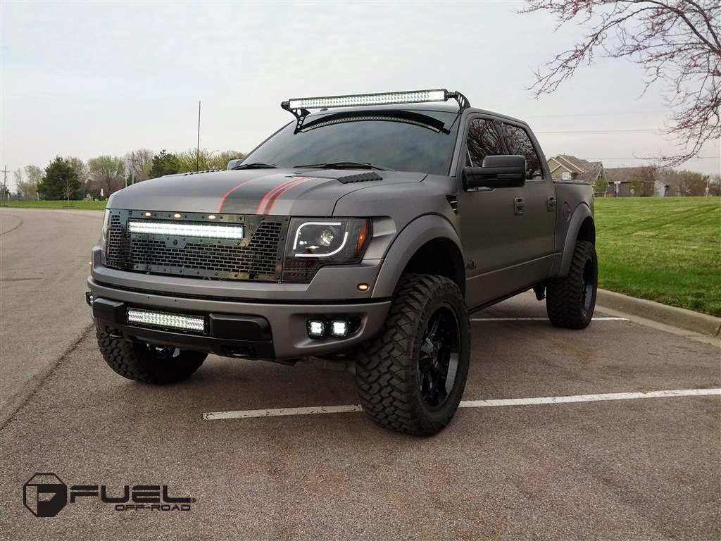 supercars show 2014 ford f 150 raptor on fuel off road. Cars Review. Best American Auto & Cars Review