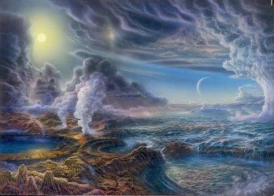 Resultado de imagen de La primera forma de vida en la Tierra