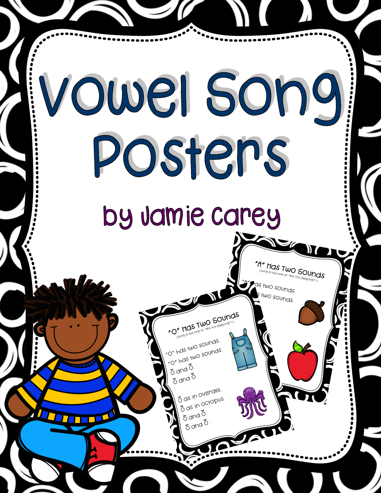 http://www.teacherspayteachers.com/Product/Vowel-Song-Posters-1520871