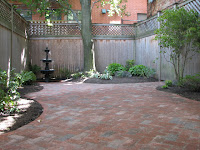 Brick Design In Courtyards1