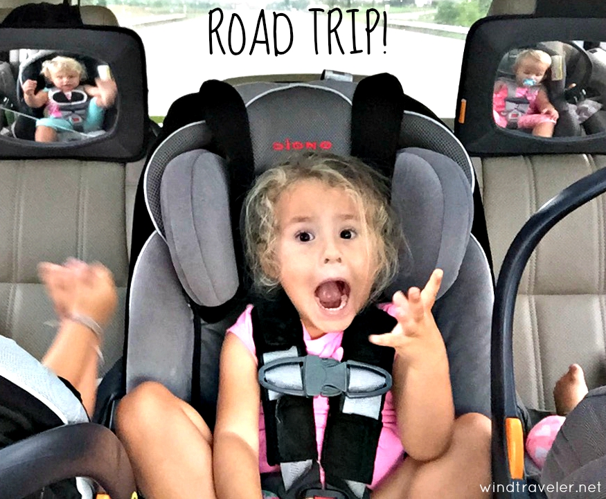 Windtraveler: Road-Tripping with Three Toddlers: Tips for Avoiding ...