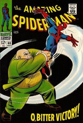 Amazing Spider-Man #60, the Kingpin