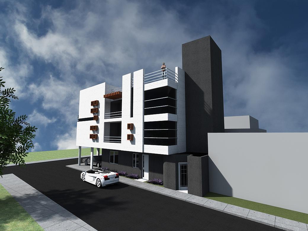 Ensayos de arquitectura kadir farf n metamorfosis for Edificios minimalistas