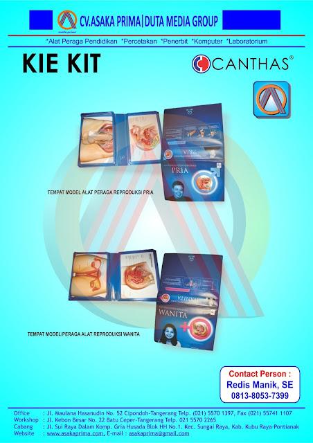 KIE KIT Juknis 2016 + KKb (Family Kit) -  Sesuai Juknis Produk DAK BKKbN 2016