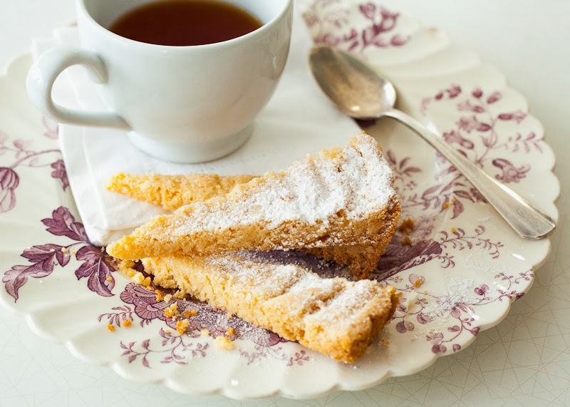 Cooking Lessons: Gluten-free shortbread recipe