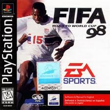 World Cup 98 - PS1 - ISOs Download